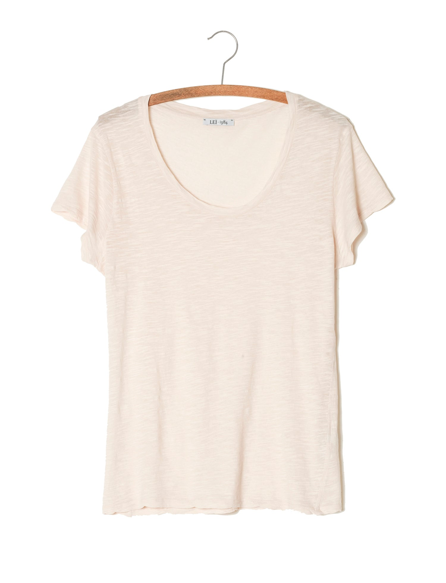 Image of Tee shirt flamé AMELIA coloris pastels