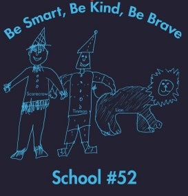 Image of Original school #52 tee