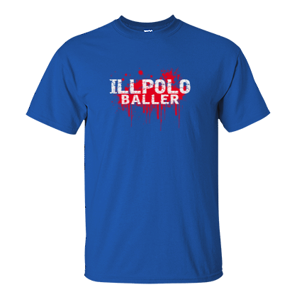 Image of Illpolo Baller Shirt 2.0
