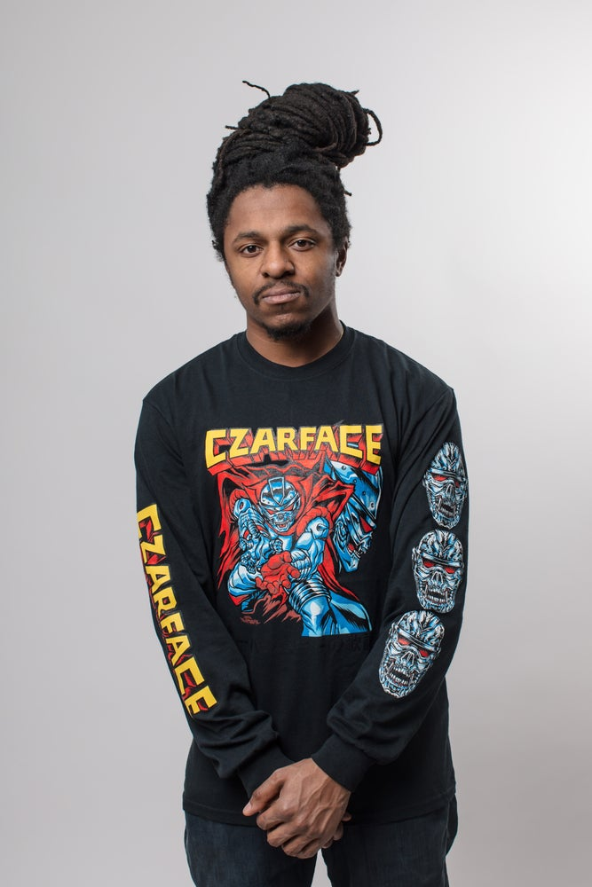 Image of CZARFACE STRONG SLEEVE