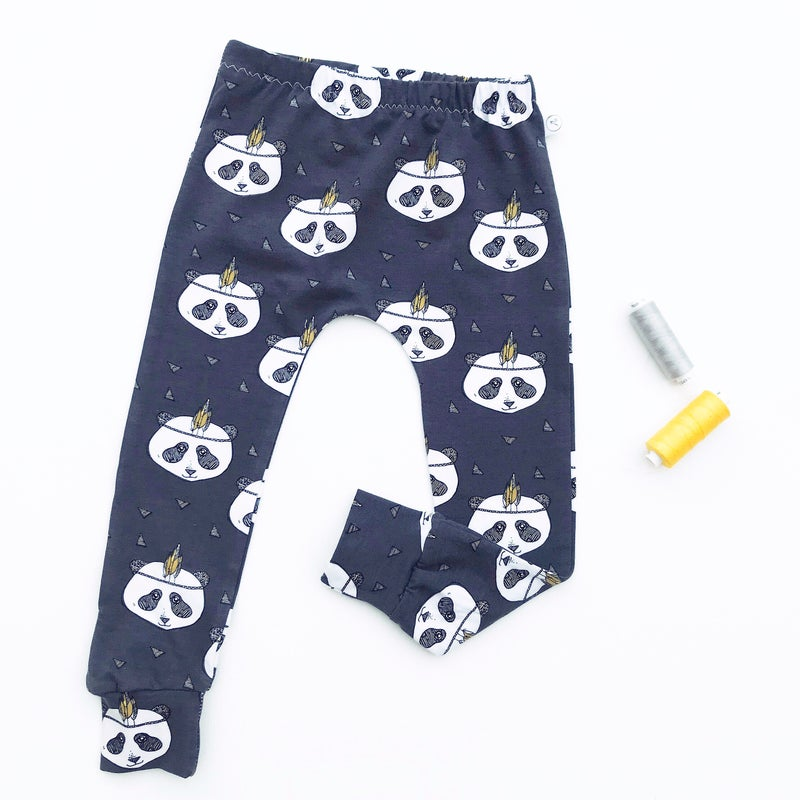 Image of Peepo Panda Leggings