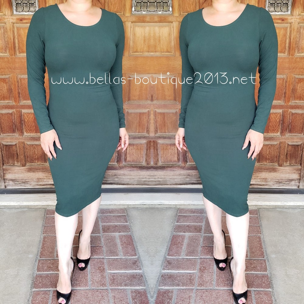 Image of Lizbeth Midi Dress