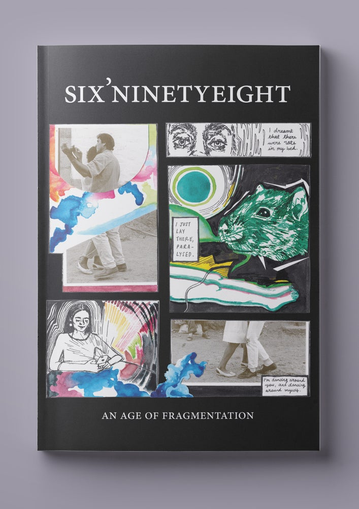 Image of First Issue: An Age of Fragmentation