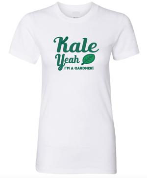 Image of Kale yeah I'm a GARDENER!