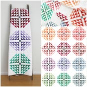 Image of Cadence Ombre Quilt PDF Pattern