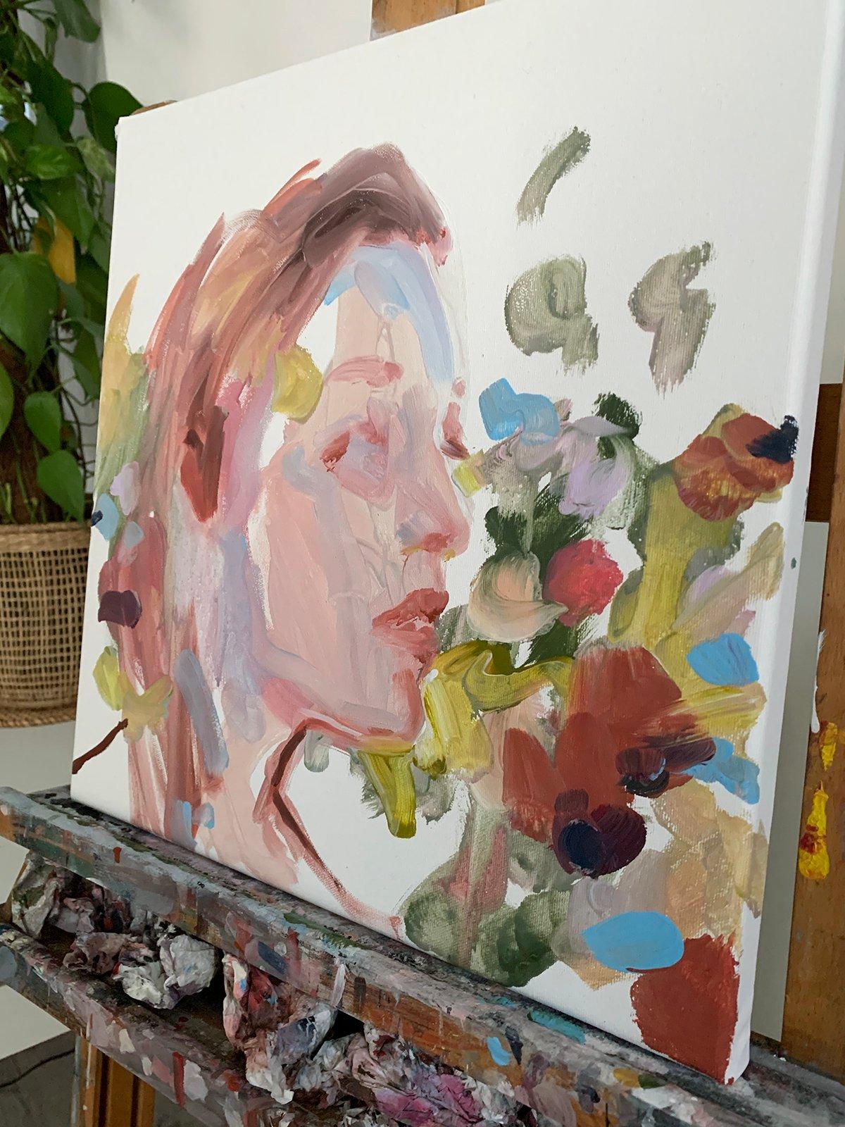 Agnes-Cecile study 06