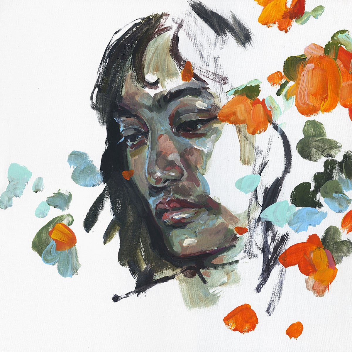 Agnes-Cecile study 04