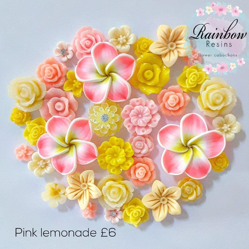 Image of Pink lemonade