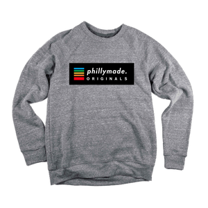 "Image of phillymade. ""ORIGINALS"" crewneck sweatshirt"