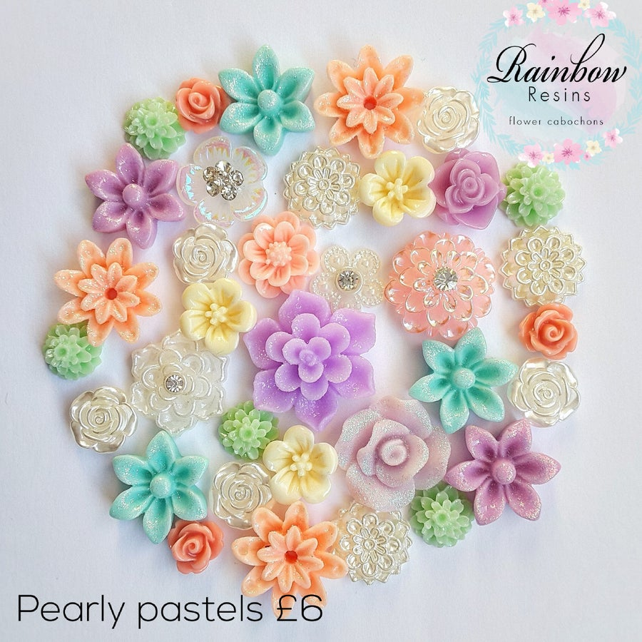 Image of Pearly pastels