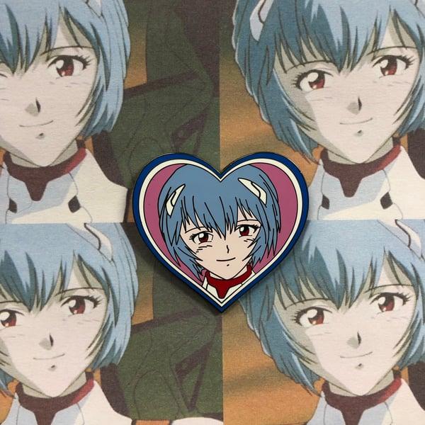 Image of Smiling Rei
