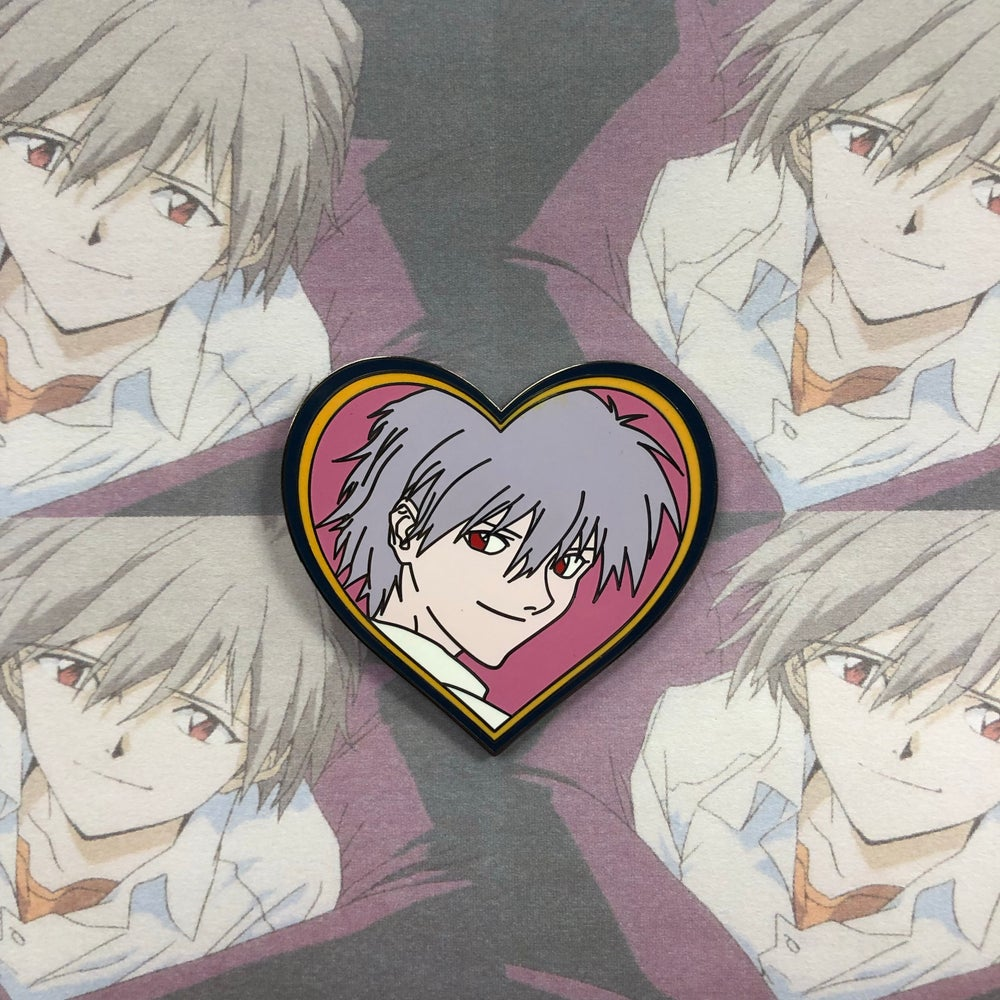 Image of Smiling Kaworu