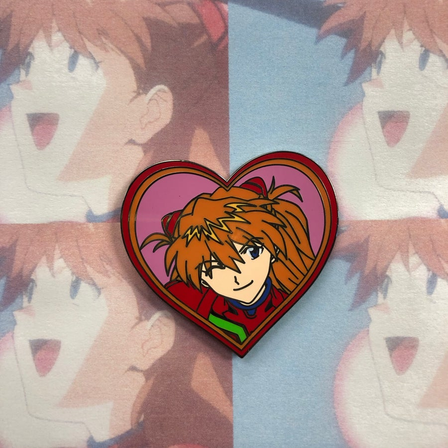 Image of Smiling Asuka