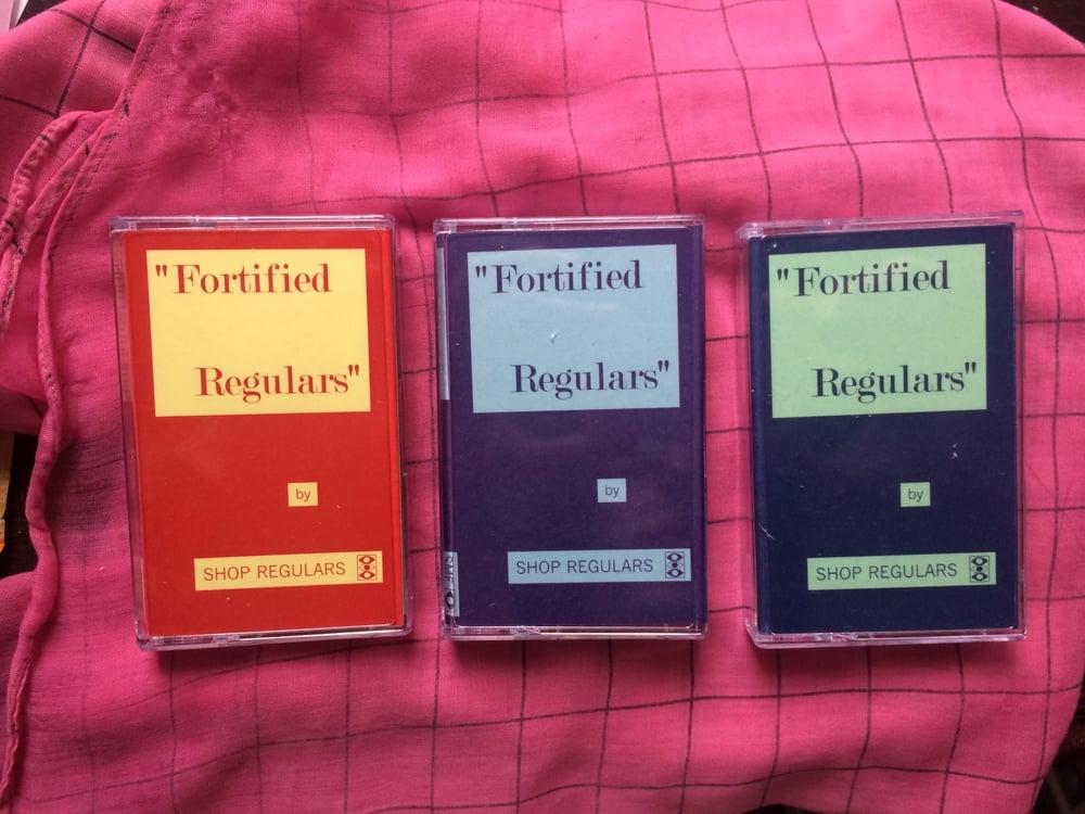 "Image of Shop Regulars ""Fortified Regulars"" CASS"