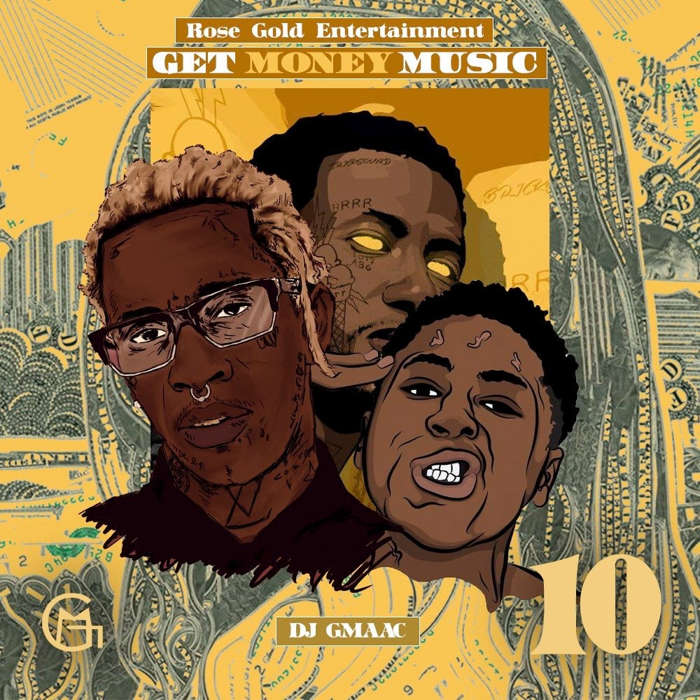Image of Get Money Music 10 slots