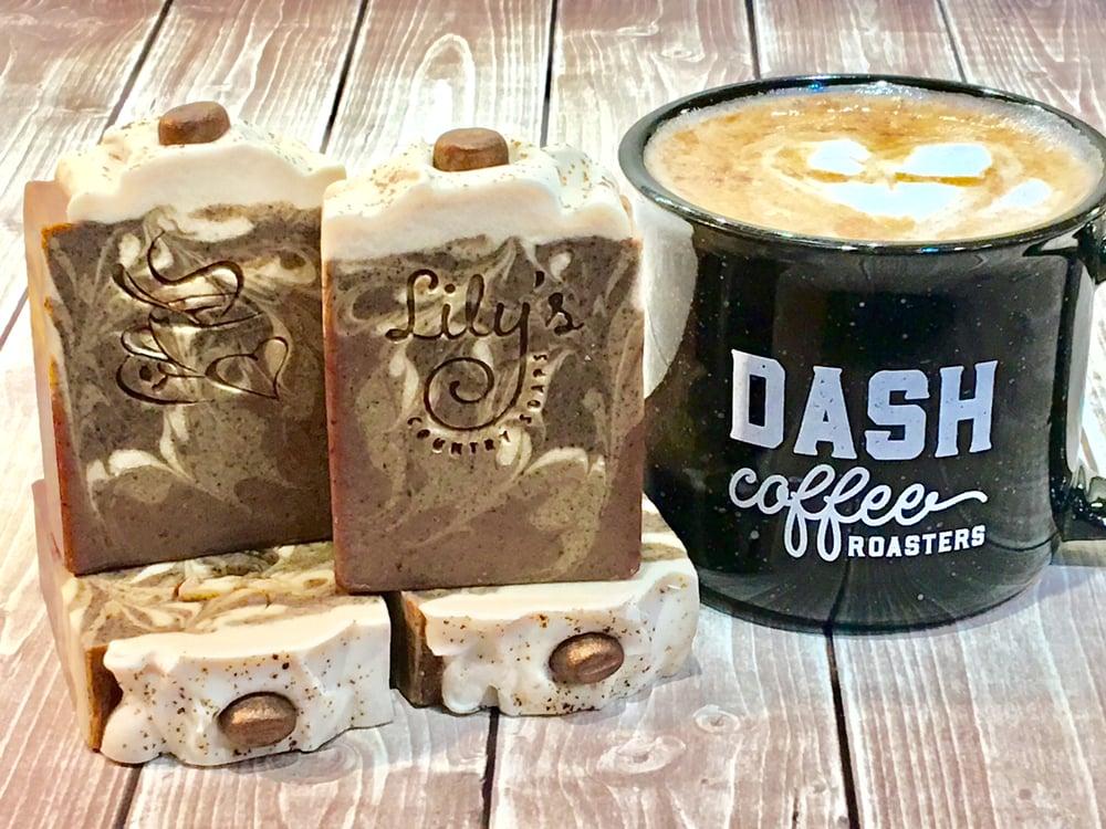 Image of Double Espresso Goat Milk Soap