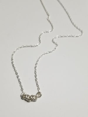 Image of halo necklace