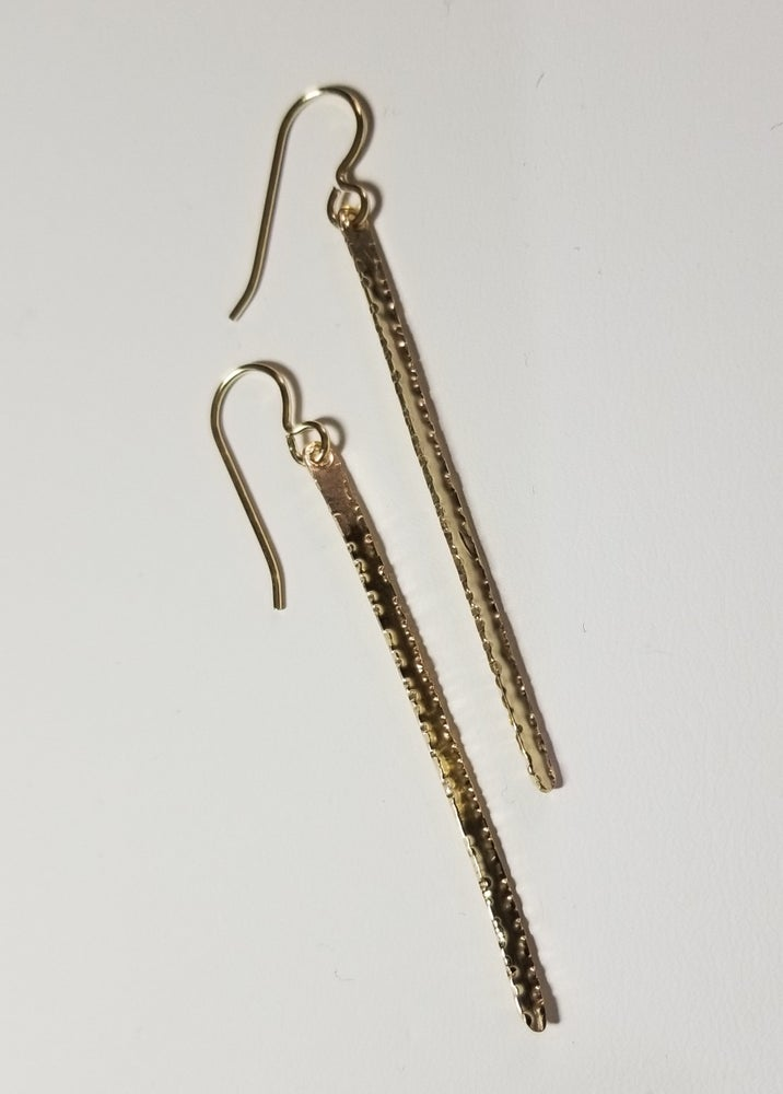Image of spike earrings