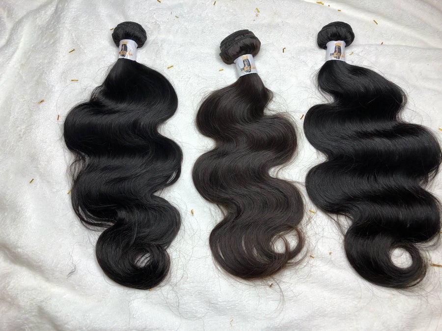 Image of BODYWAVE/STRAIGHT  VIRGIN HAIR COLLECTION