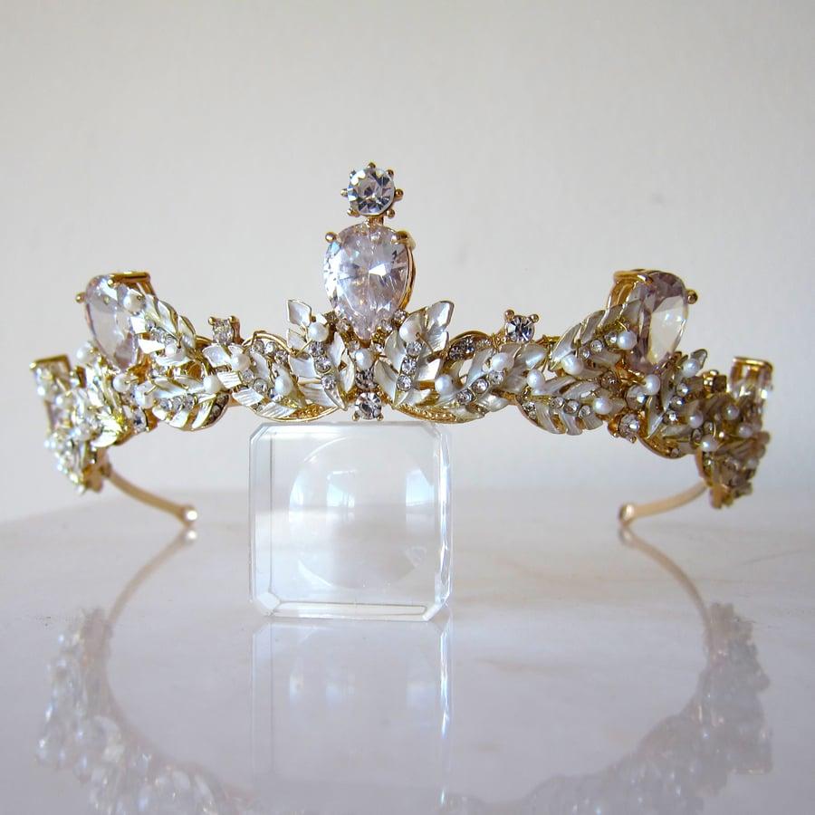 Image of Athena tiara