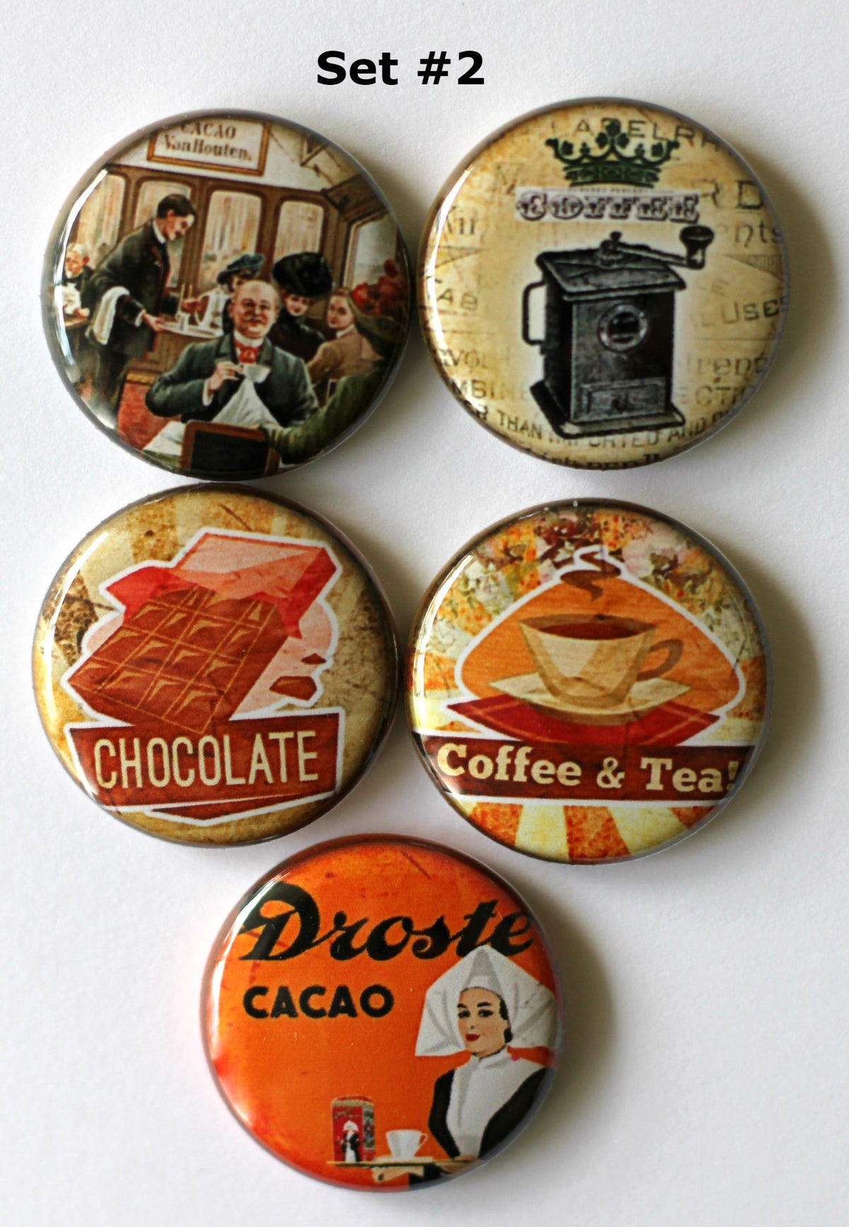Image of Coffee & Cocoa Flair