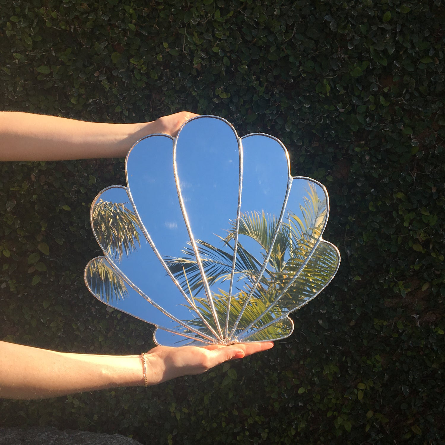 Image of Shell Mirror