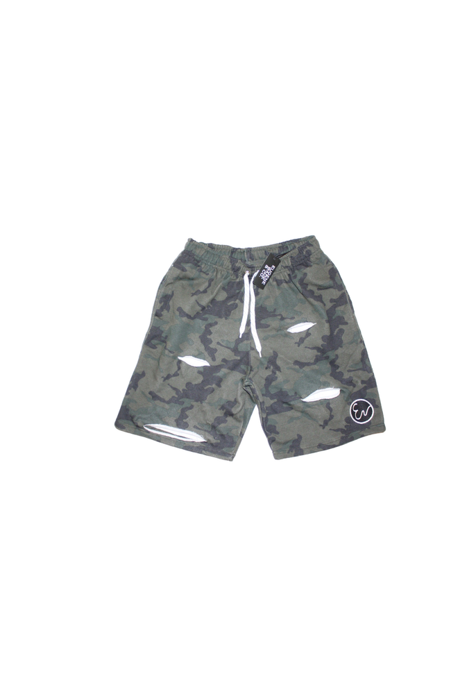 Image of CAMO SHORTS (LIMITED)