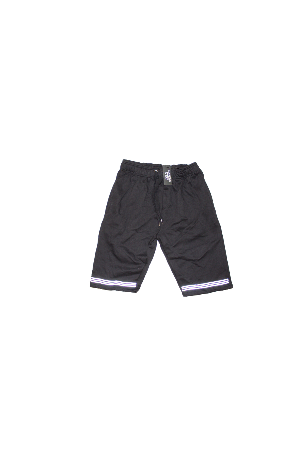REFLECTIVE SHORTS (Black)