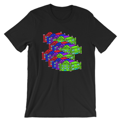 Image of  Museum Day  Shirt in Black
