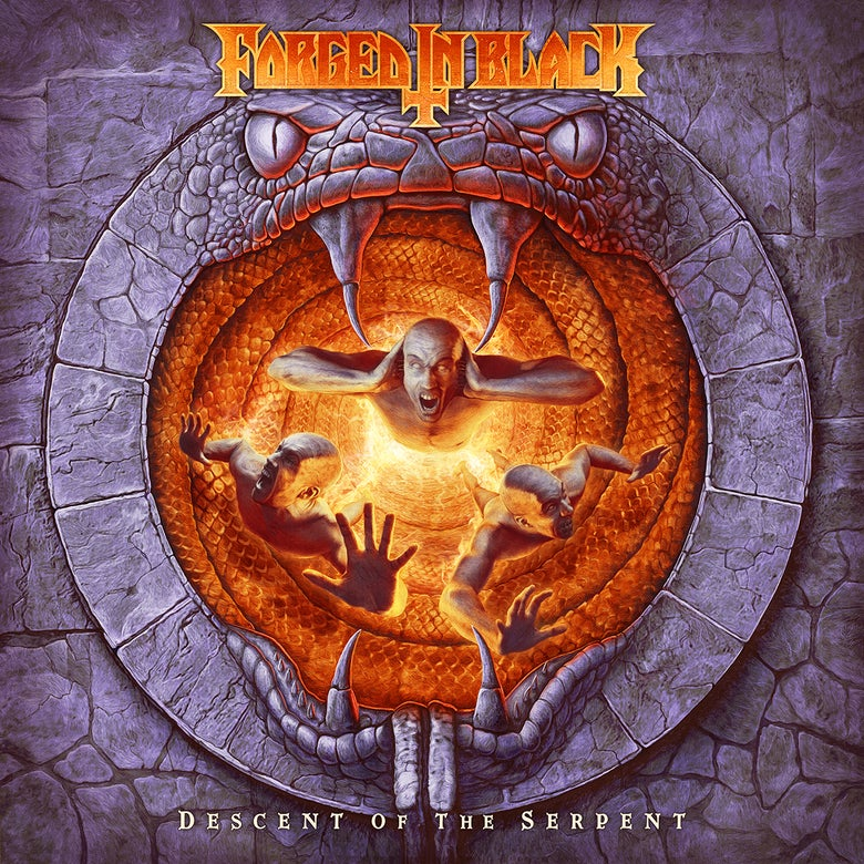 Image of Descent Of the Serpent CD