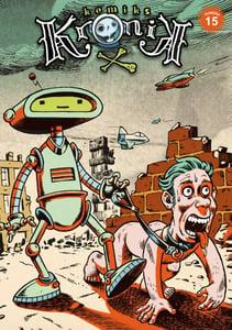 Image of KRONIK N°15 SPACE ROBOT