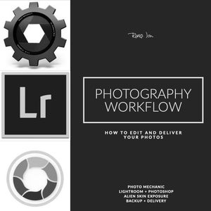 Image of Photography Workflow