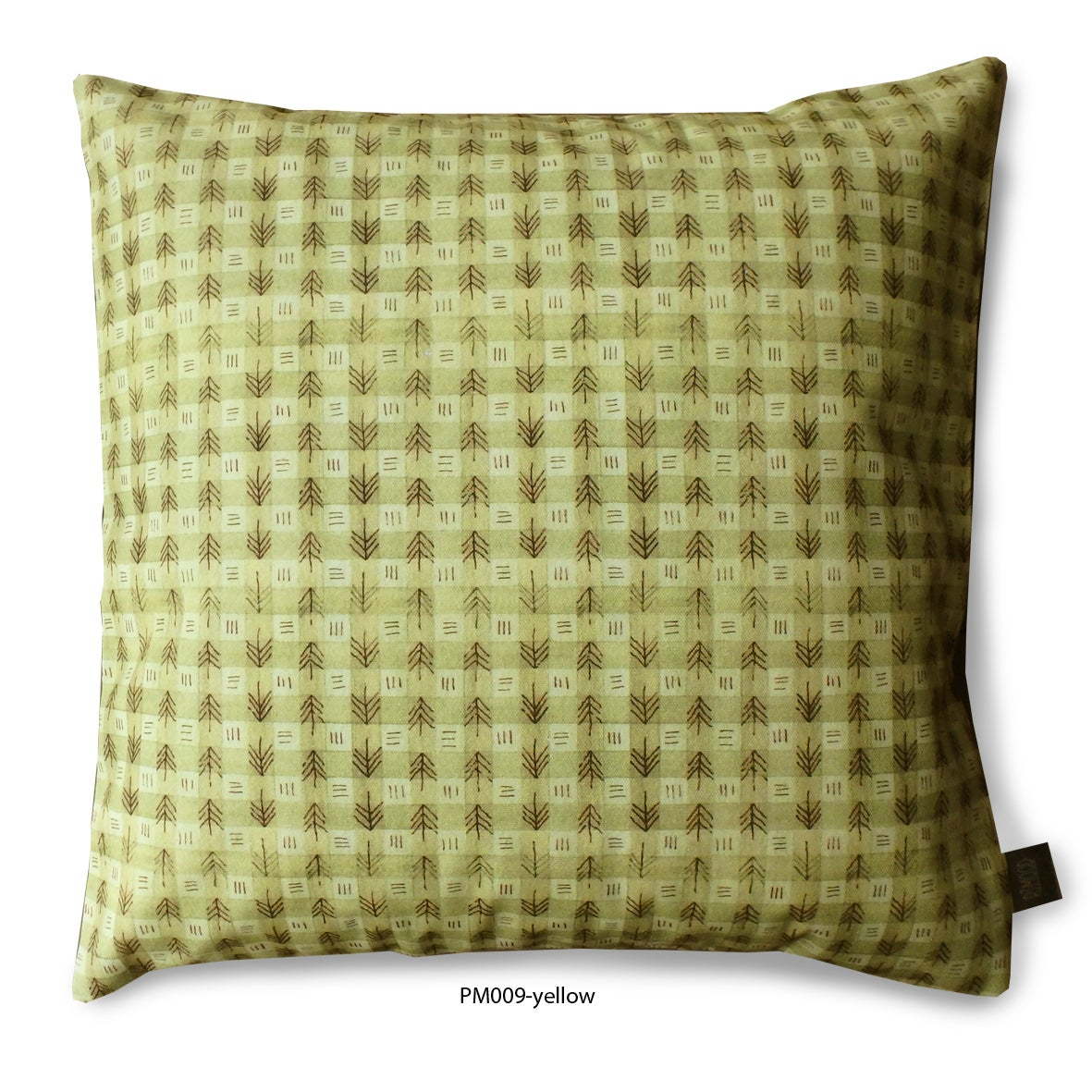 Image of CUSHION/COUSSIN PINE-YELLOW