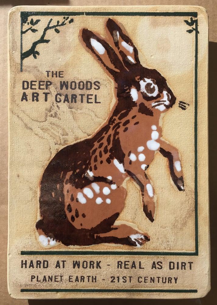 Image of Stoneware Ceramic Art Tile #3 - Art Cartel