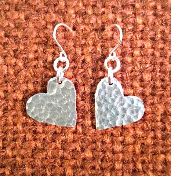 Image of Mini Heart Earrings