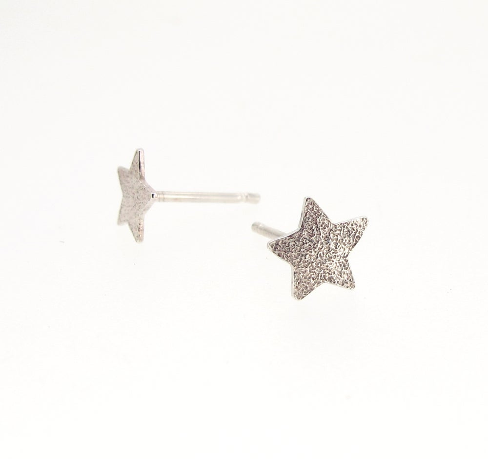 Image of {NEW} Stella Nova - Star Stud Earrings