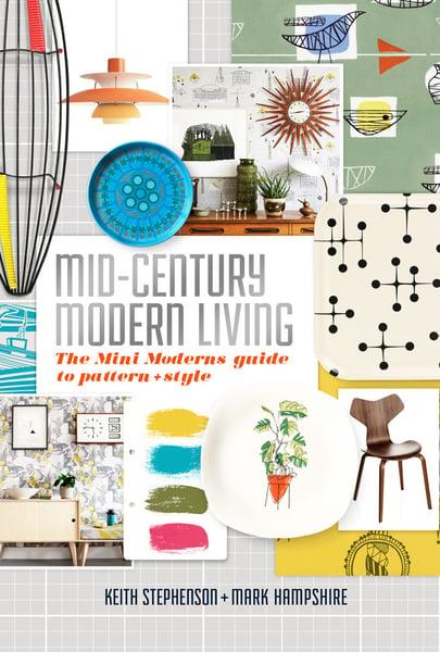 Image of MID-CENTURY MODERN LIVING