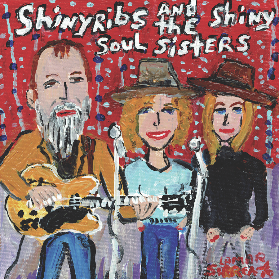 "Image of Shinyribs & the Shiny Soul Sisters - Goin' Home b/w He Said If I Be Lifted Up (Red 7"" Single)"