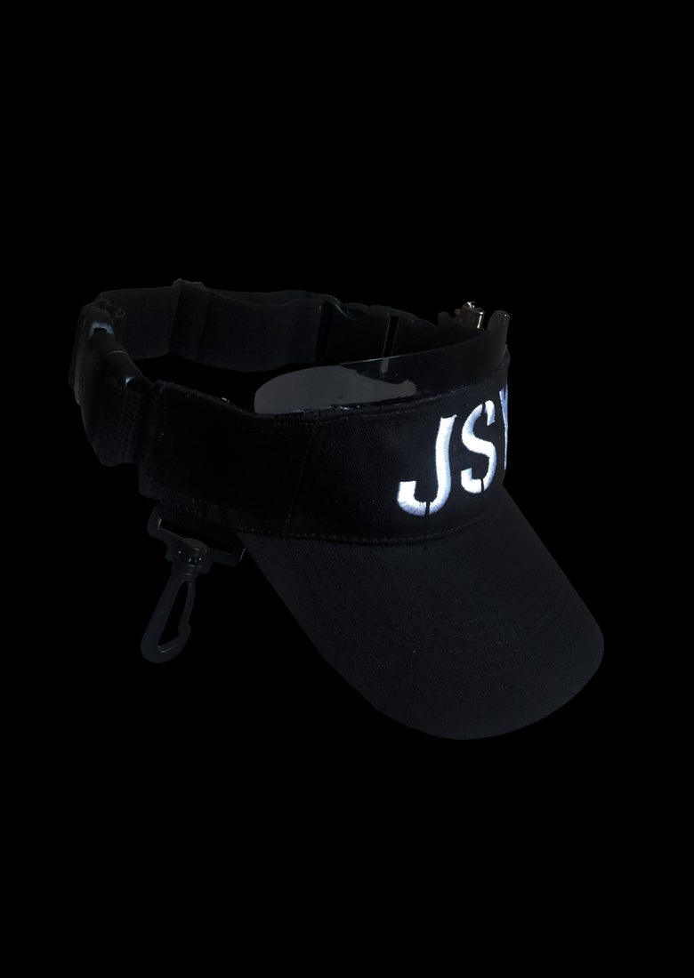 Image of SUNGLASSES VISOR