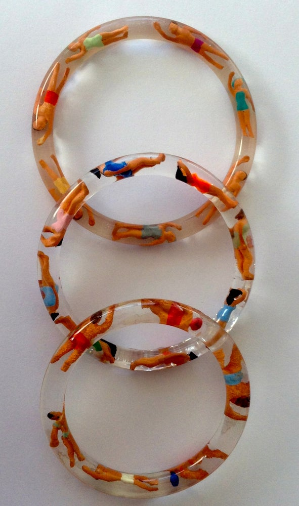 Image of Swimmer bangle