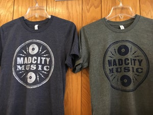 Image of MadCity Music T-Shirt - version 1