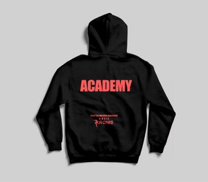 Image of KRONIS ACADEMY Hoodie was $65 now