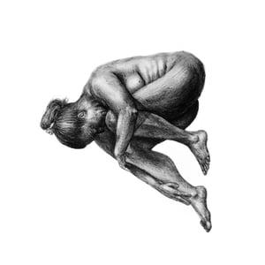 Image of 559 Drawing Studies, #1-3 (Original Drawings)