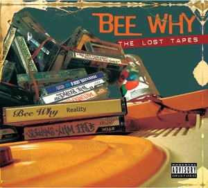 "Image of BEE WHY ""THE LOST TAPES"" LIMITED CD (300 PIECES)"