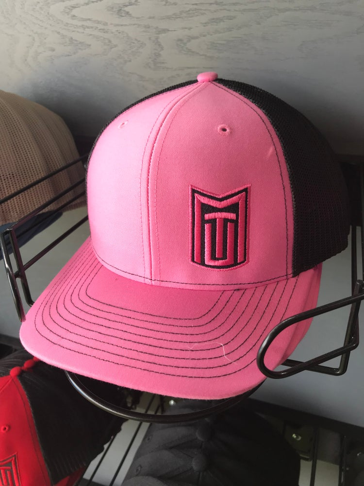 Image of MTU Pink w/ Black