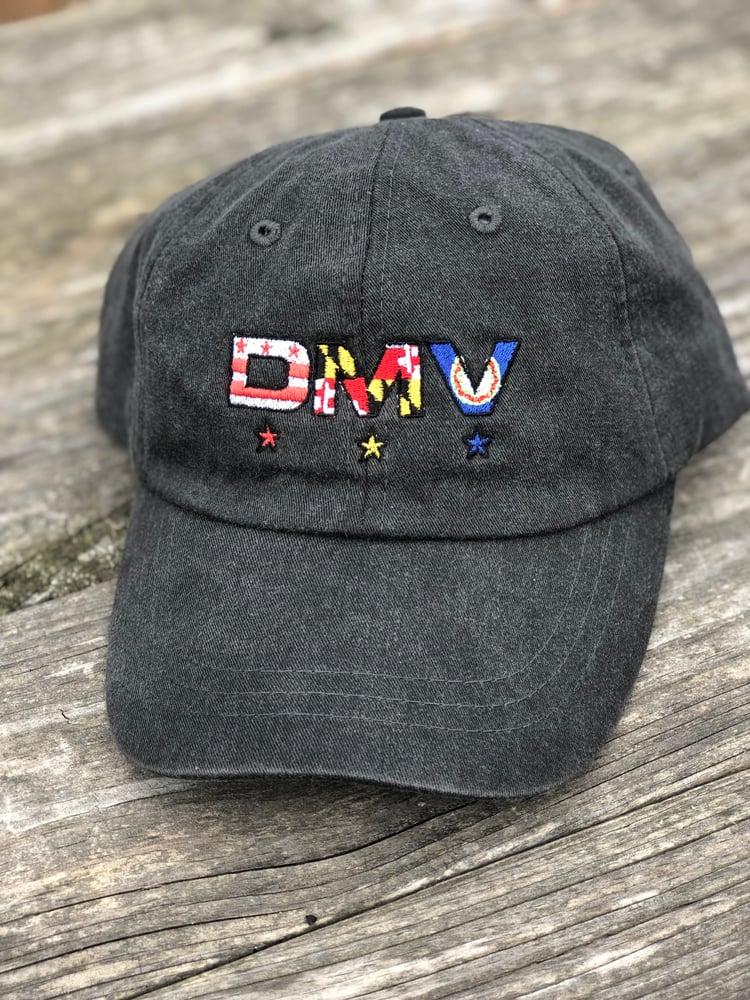 Image of DMV FLAG DAD HAT