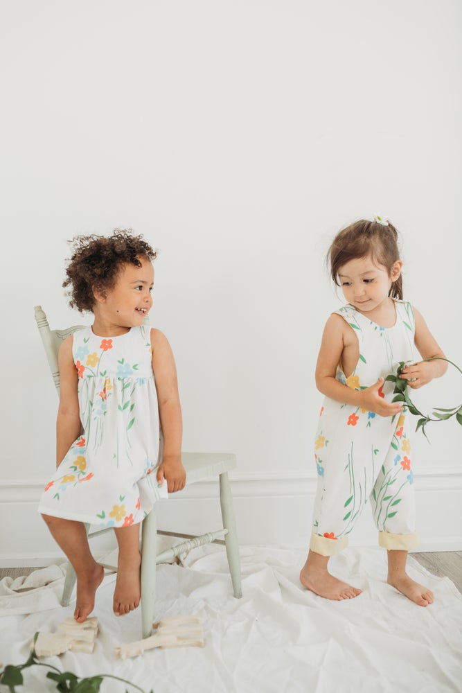 Image of Reversible Romper, Made to Order