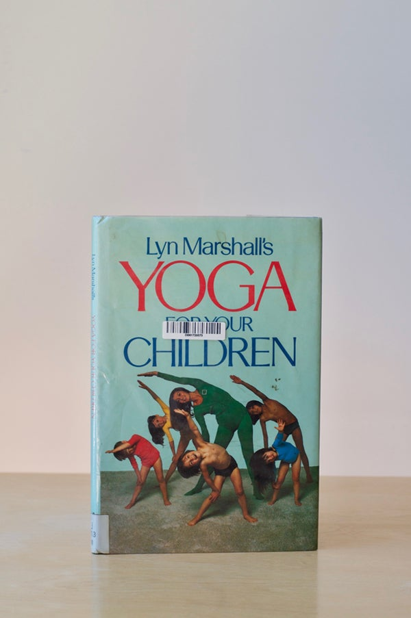 Image of Yoga for Your Children