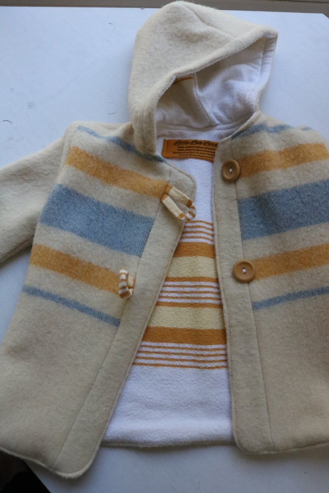 Image of Wool Duffle Coat, Made to Order