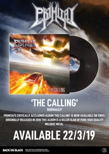 Image of The Calling on Double Vinyl Gatefold OUT NOW